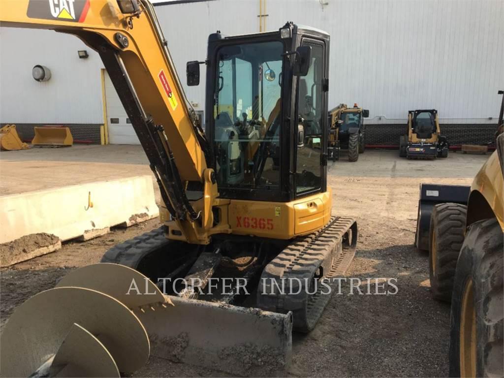 Caterpillar 305E2 CR, Crawler Excavators, Construction