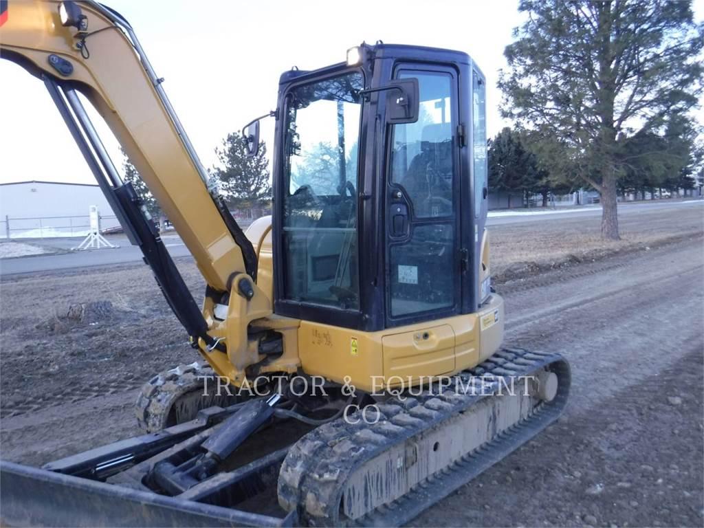 Caterpillar 305E2 CRCB, Escavatori cingolati, Attrezzature Da Costruzione