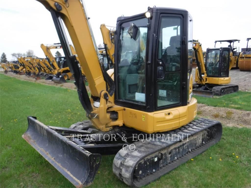 Caterpillar 305E2 CRCB, Crawler Excavators, Construction
