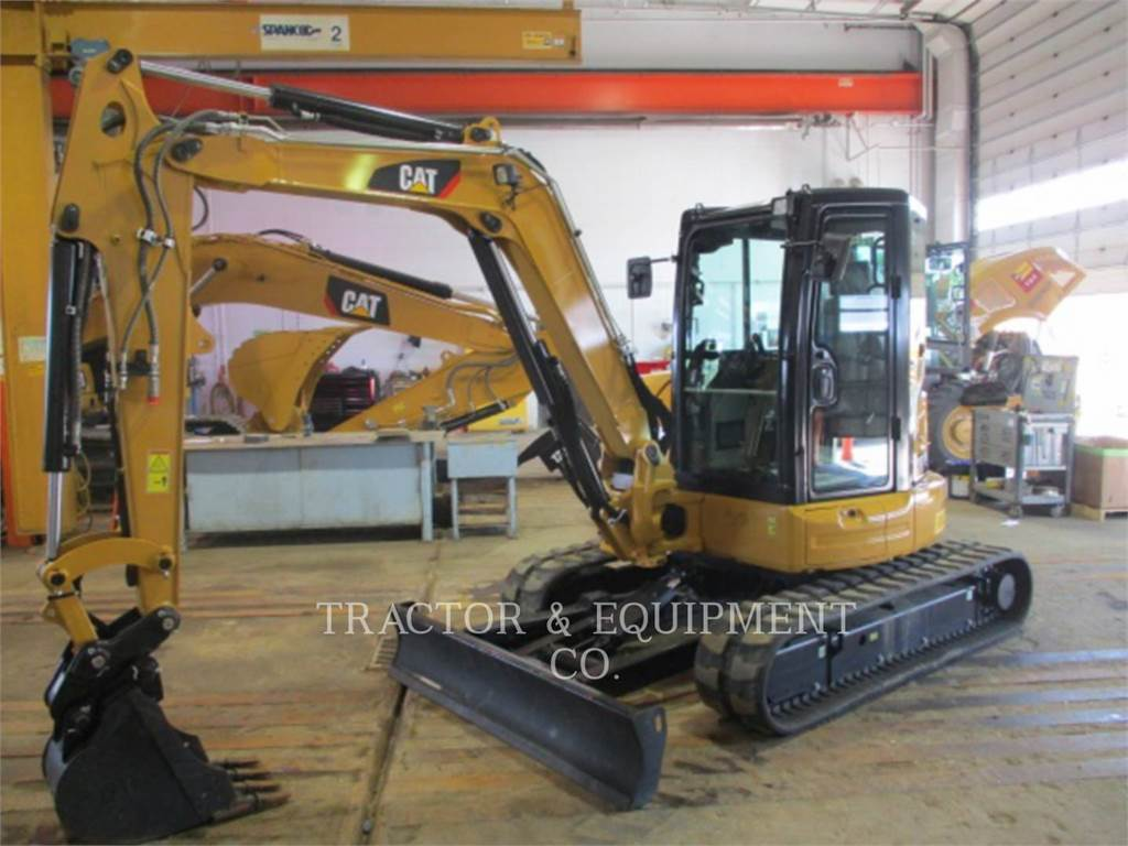 Caterpillar 305E2 CRCB, Crawler Excavators, Construction