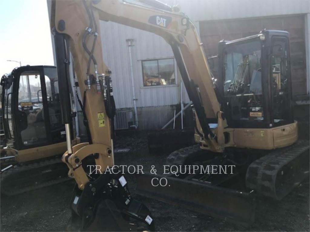 Caterpillar 305E2 CRCB, Raupenbagger, Bau-Und Bergbauausrüstung
