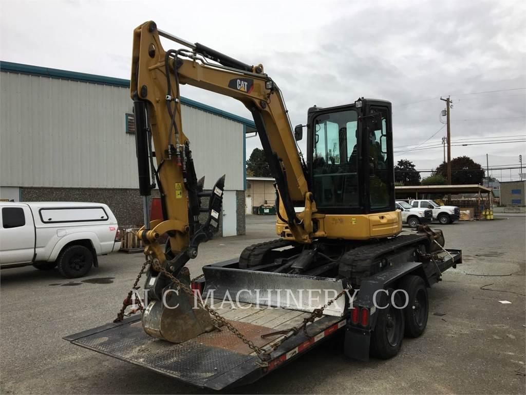 Caterpillar 305E2 CRCB, Escavadoras de rastos, Equipamentos Construção