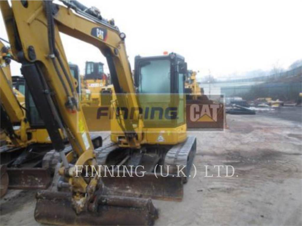 Caterpillar 305E2 CRQ, Crawler Excavators, Construction