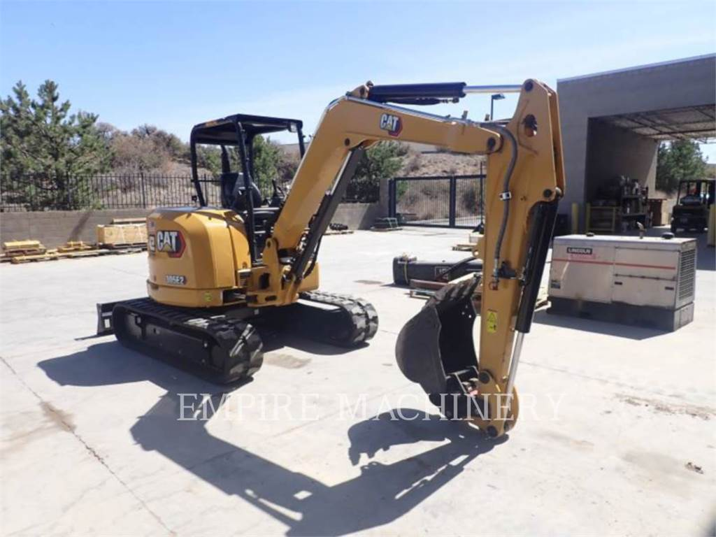 Caterpillar 305E2 OR, Crawler Excavators, Construction