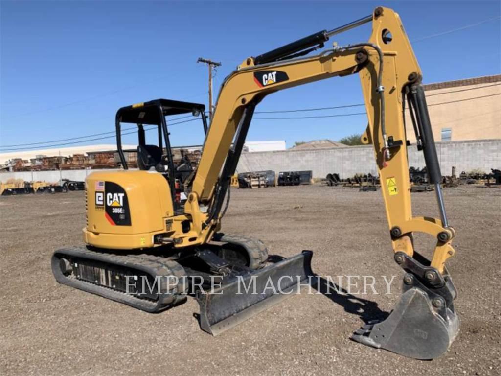 Caterpillar 305E2 ORPA, Escavadoras de rastos, Equipamentos Construção