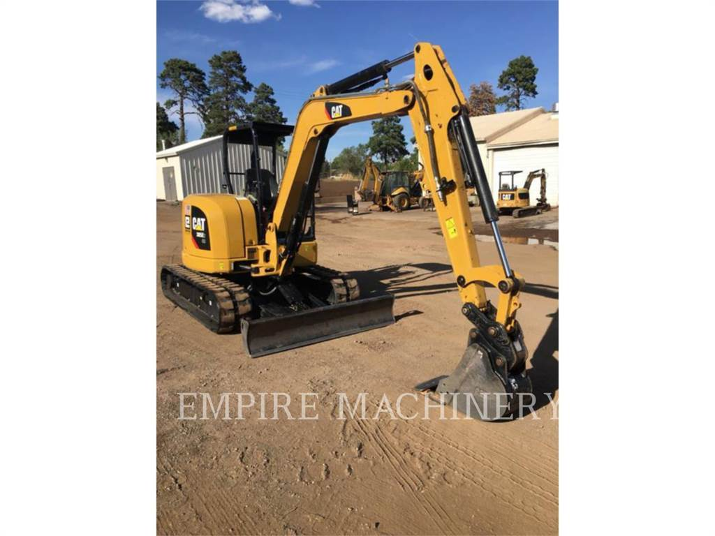 Caterpillar 305E2 ORPA, Crawler Excavators, Construction