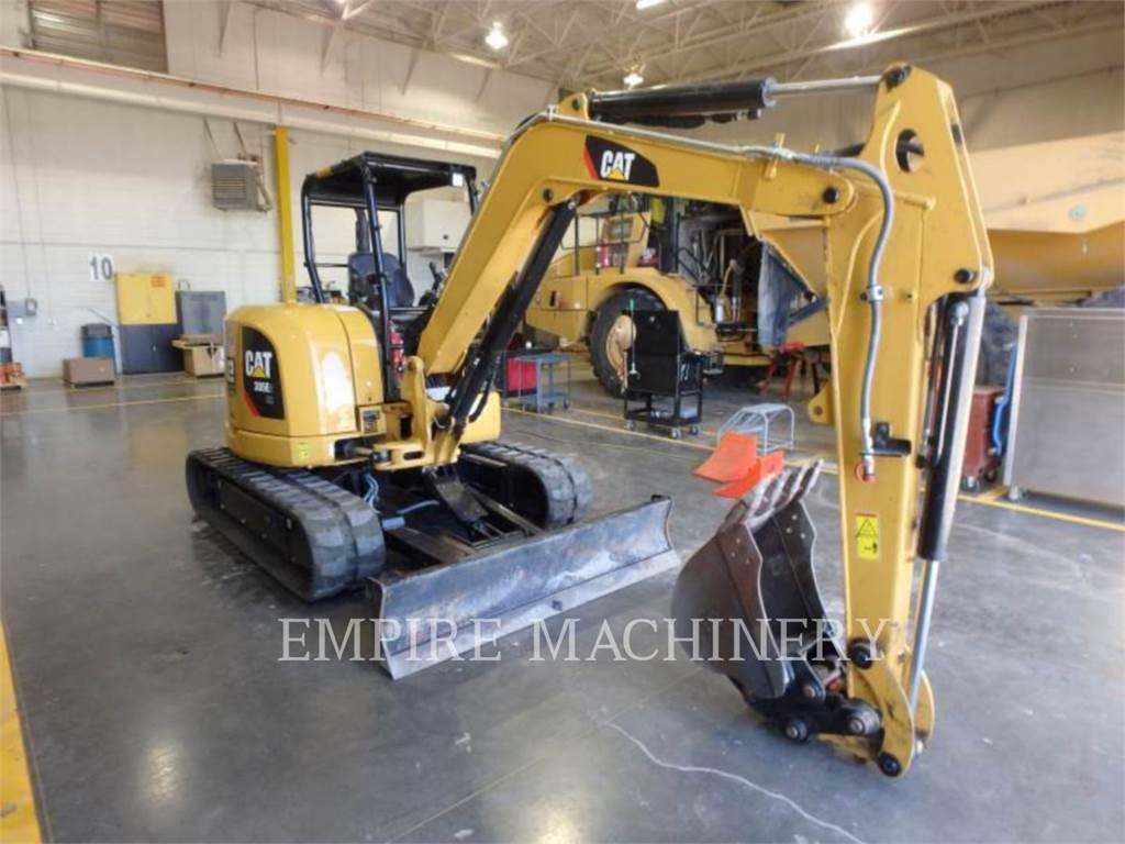 Caterpillar 305E2 ORPA, Crawler Excavators, Construction