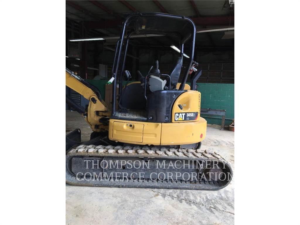 Caterpillar 305E2 THMB, Escavadoras de rastos, Equipamentos Construção