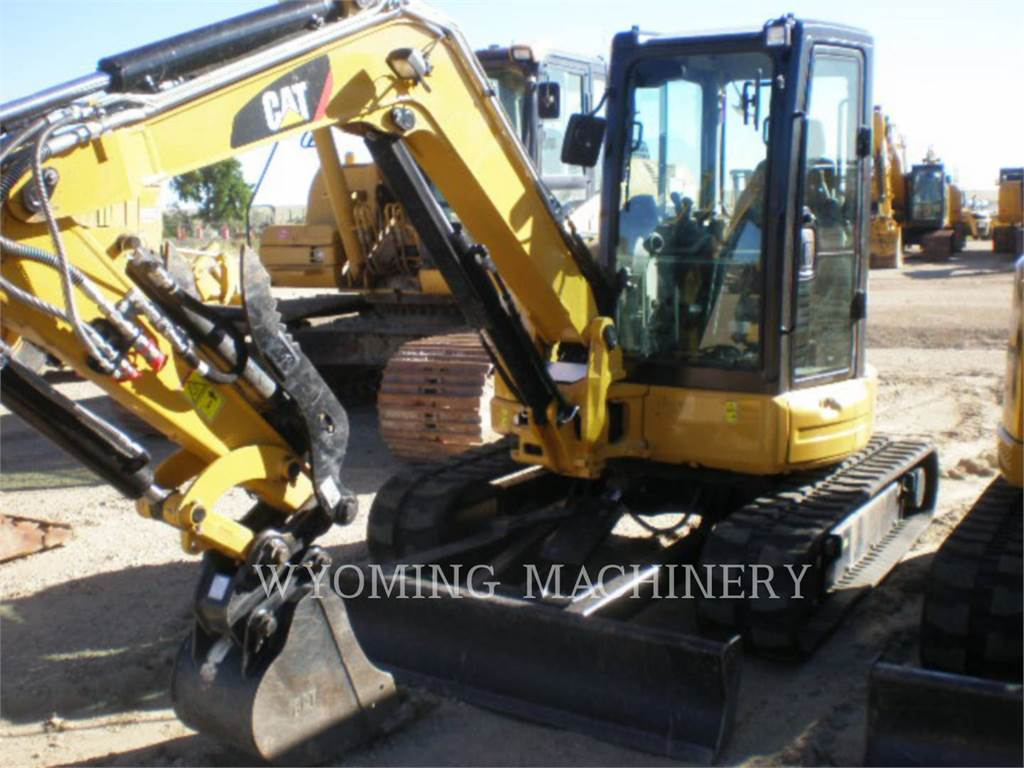 Caterpillar 305E2CR, Crawler Excavators, Construction
