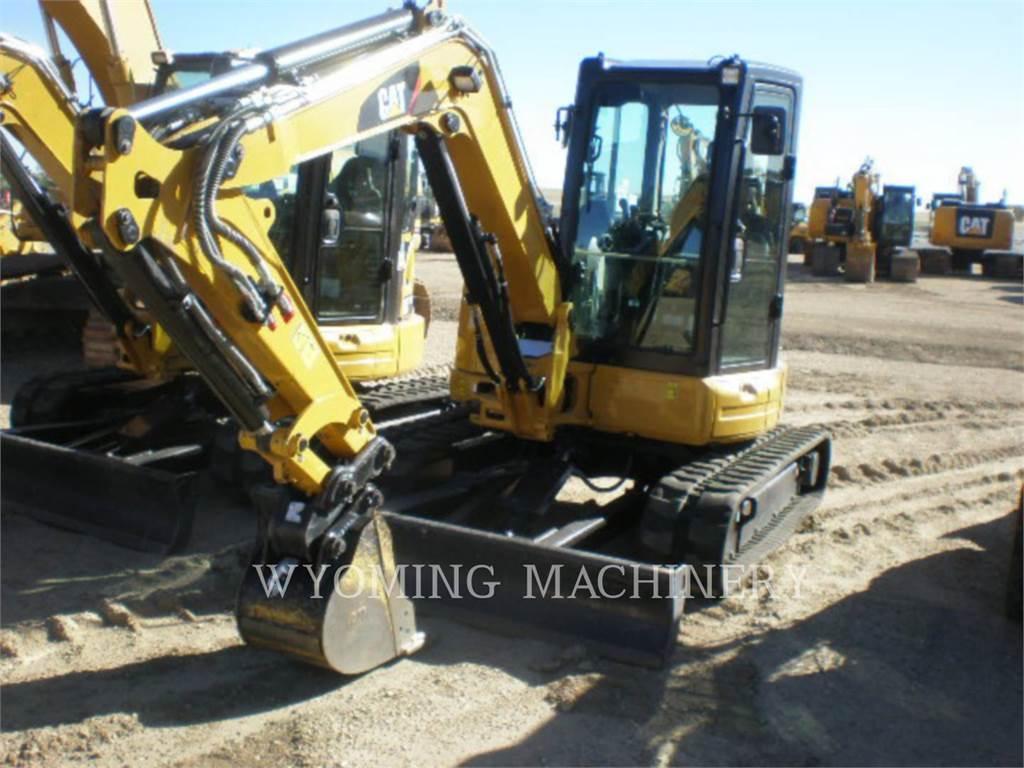 Caterpillar 305E2CR, Crawler Excavators, Construction
