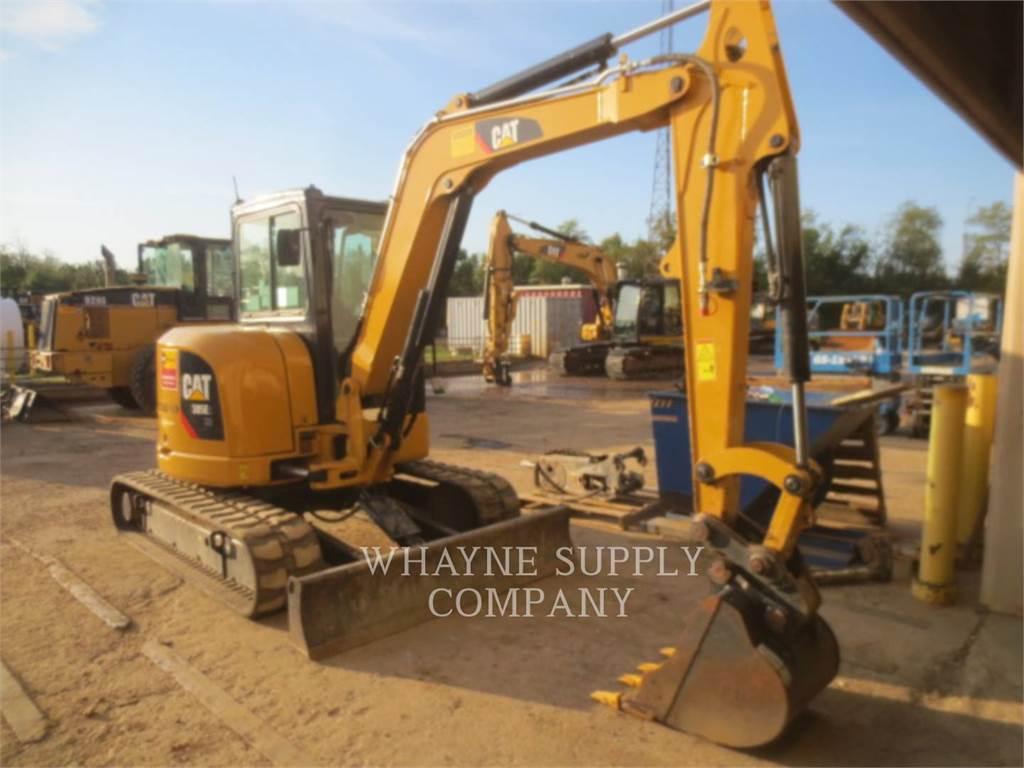 Caterpillar 305E2CR, Raupenbagger, Bau-Und Bergbauausrüstung