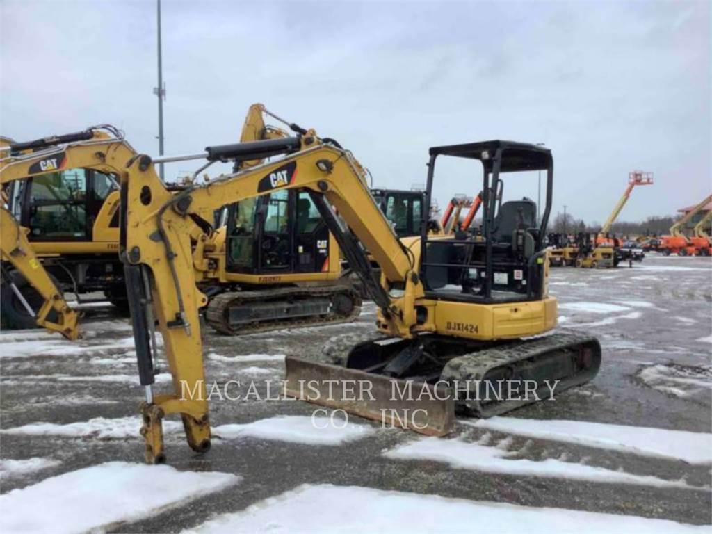 Caterpillar 305E2CR, Escavatori cingolati, Attrezzature Da Costruzione