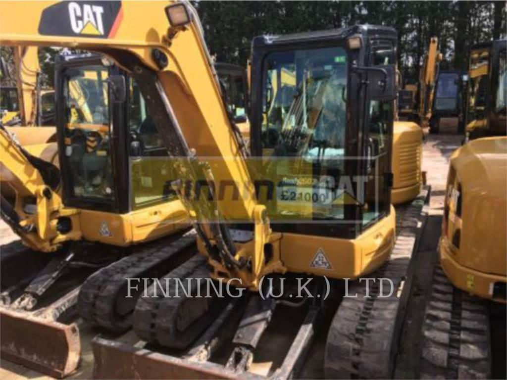 Caterpillar 305E2DCA42、履带挖掘机、建筑设备