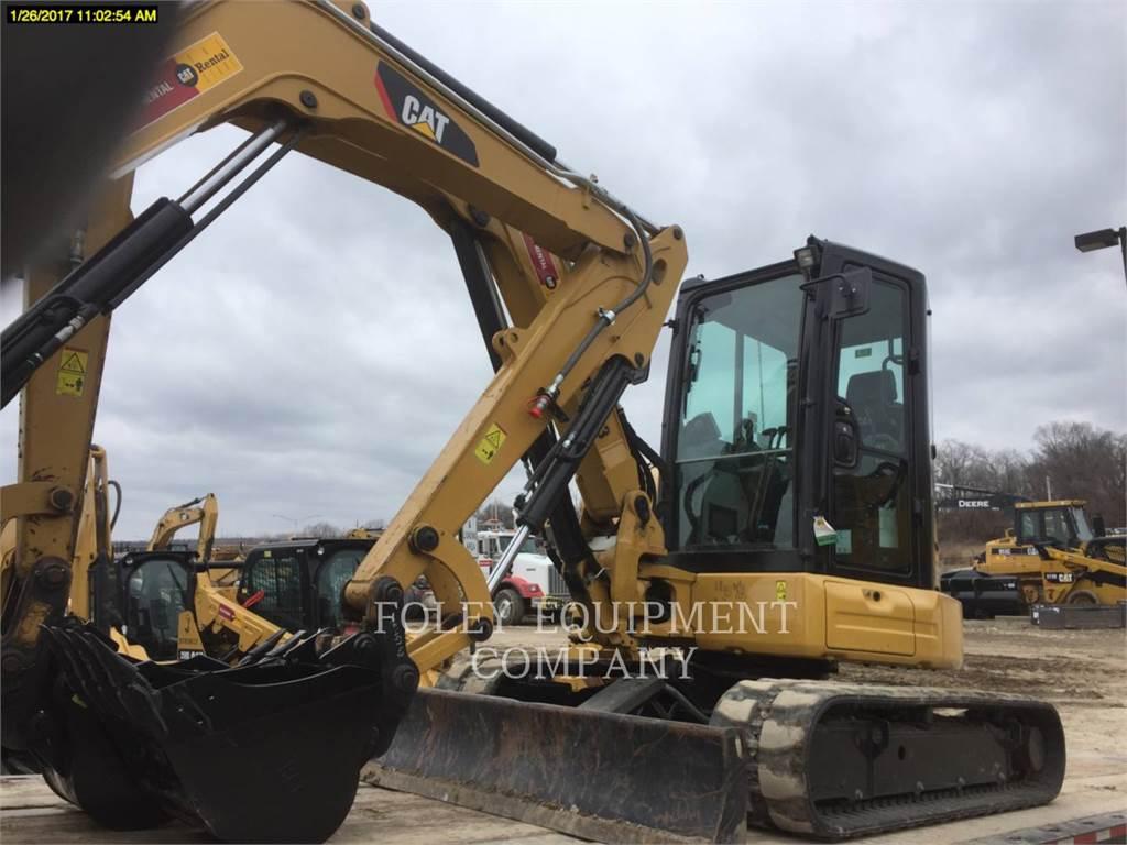 Caterpillar 305E2LC, Escavadoras de rastos, Equipamentos Construção
