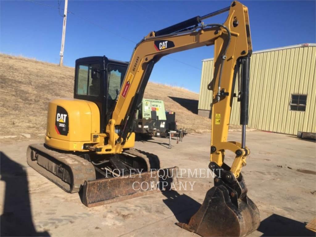 Caterpillar 305E2LC, Escavatori cingolati, Attrezzature Da Costruzione