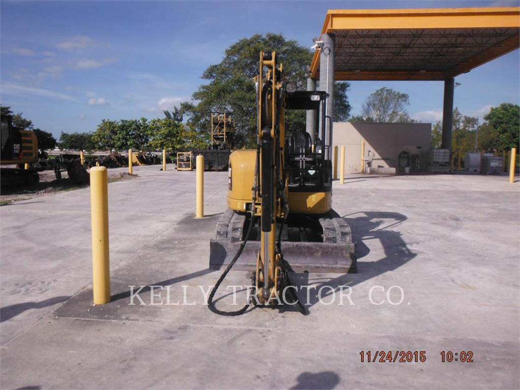 Caterpillar 305ECR, Koparki gąsienicowe, Sprzęt budowlany