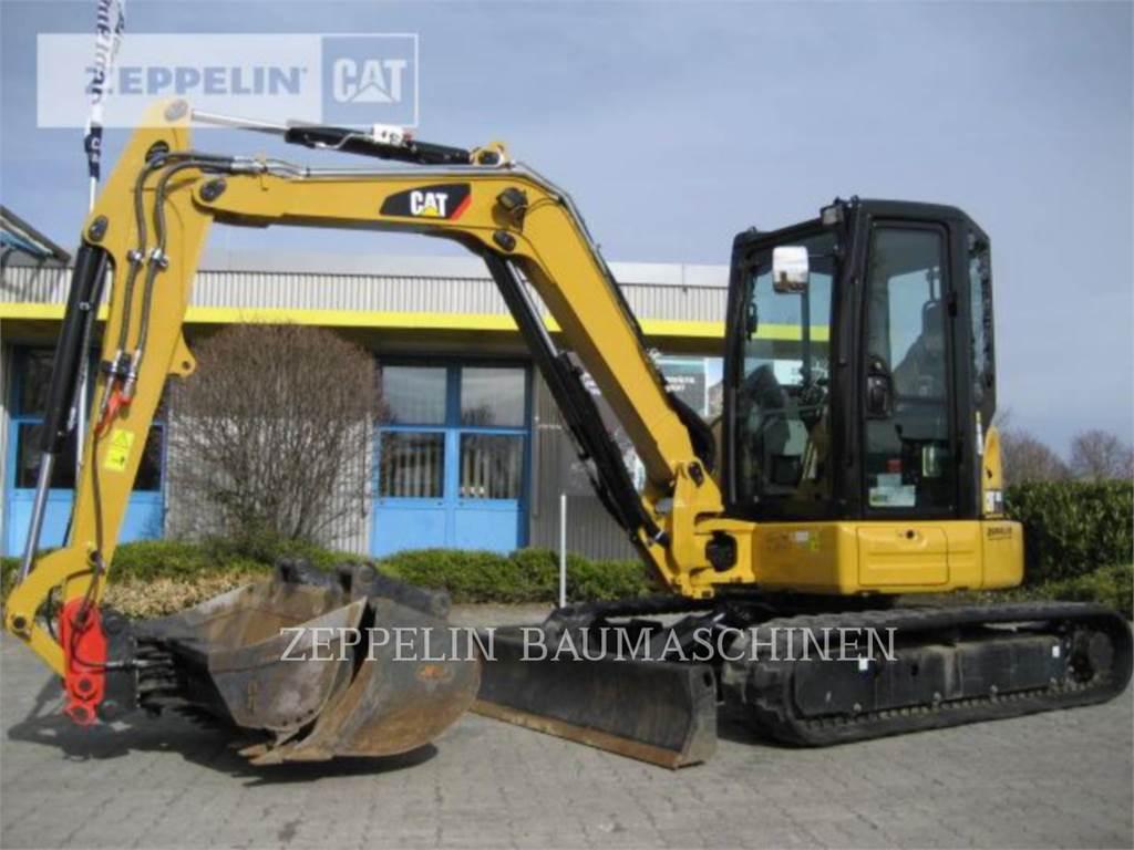 Caterpillar 305ECR, Escavatori cingolati, Attrezzature Da Costruzione