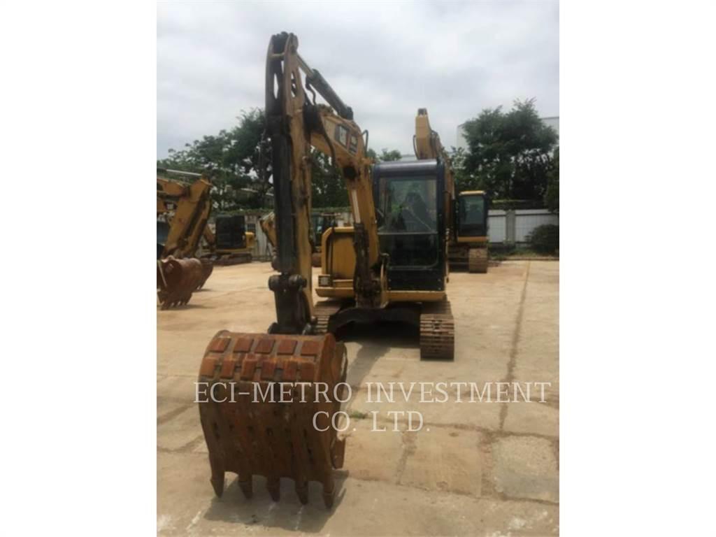 Caterpillar 306 E, Crawler Excavators, Construction