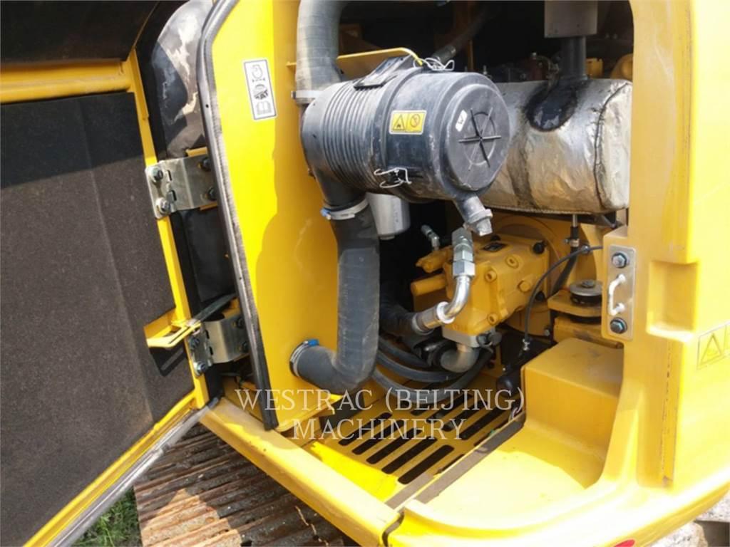 Caterpillar 306E2, Crawler Excavators, Construction