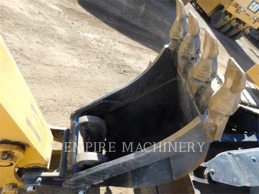 Caterpillar 307.5-07、クローラー式油圧ショベル(パワーショベル・ユンボ)、建設