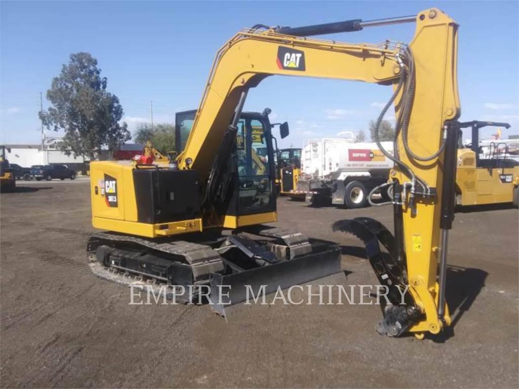 Caterpillar 307.5-07, Crawler Excavators, Construction