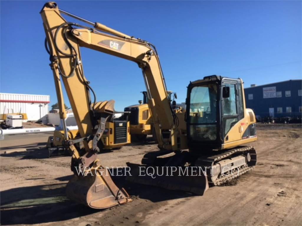 Caterpillar 307C SBTHB, Crawler Excavators, Construction