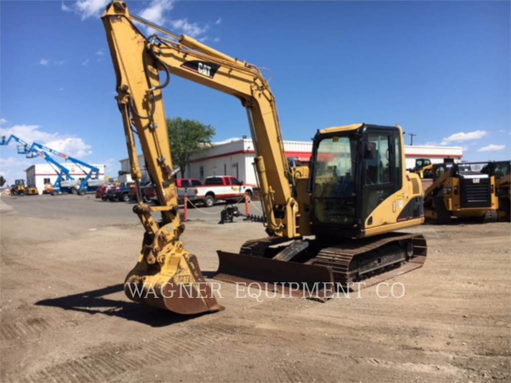 Caterpillar 307CSB, Crawler Excavators, Construction