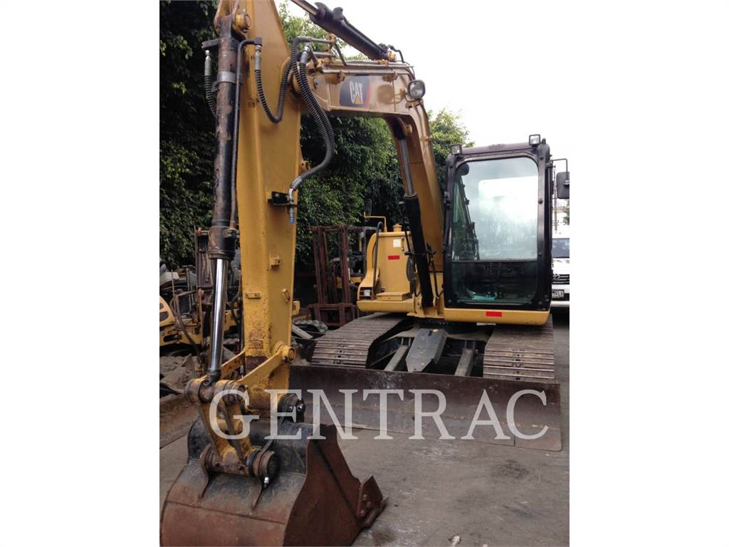 Caterpillar 307D, Crawler Excavators, Construction