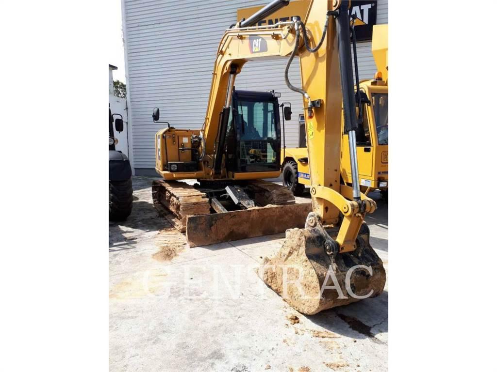 Caterpillar 307E、履带挖掘机、建筑设备
