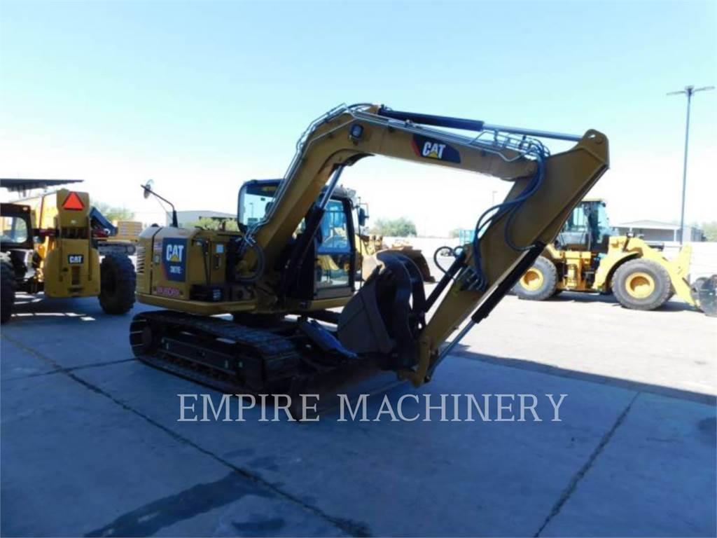 Caterpillar 307E2, Raupenbagger, Bau-Und Bergbauausrüstung