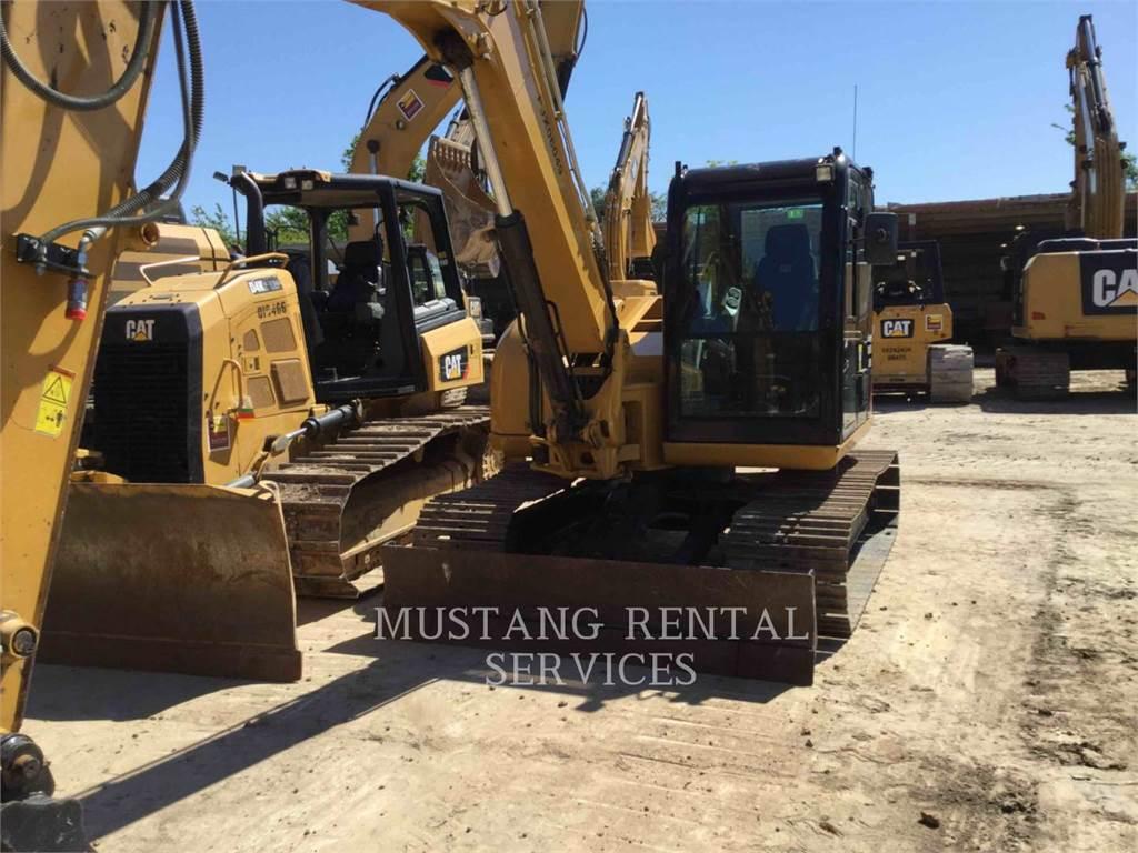 Caterpillar 308, Crawler Excavators, Construction