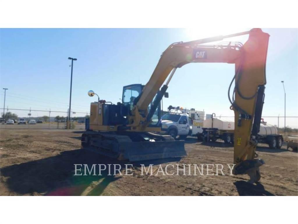 Caterpillar 308-07 SB, Escavadoras de rastos, Equipamentos Construção