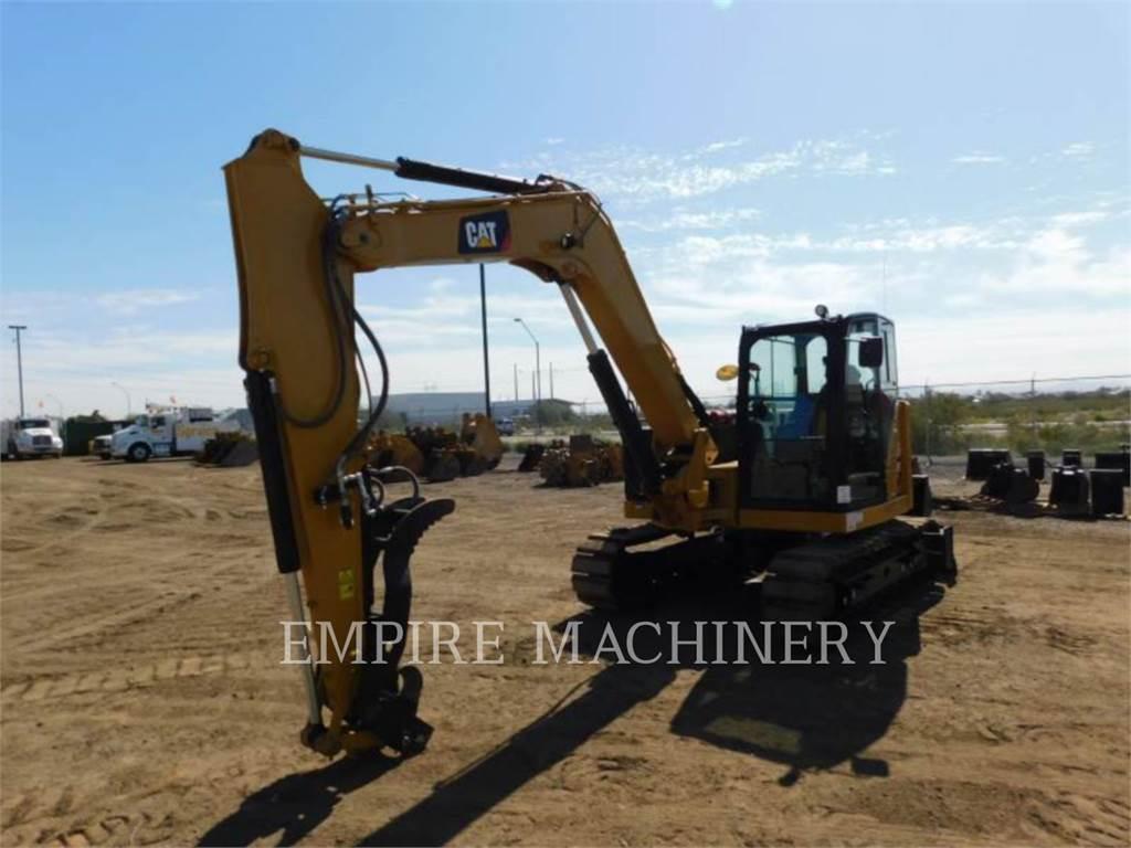 Caterpillar 308-07 SB, Crawler Excavators, Construction