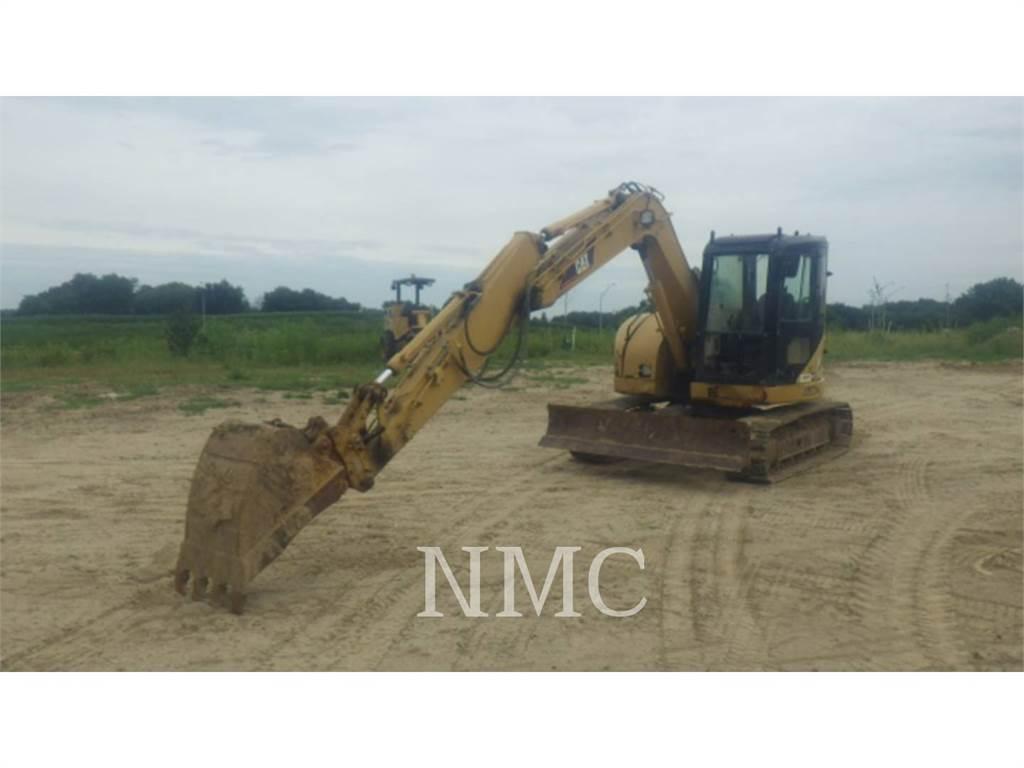 Caterpillar 308CCR, Pelle sur chenilles, Équipement De Construction