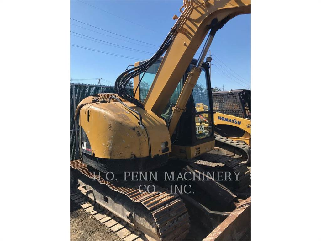 Caterpillar 308CCR, Crawler Excavators, Construction