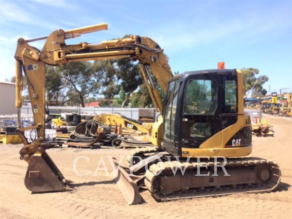 Caterpillar 308CSR, Crawler Excavators, Construction
