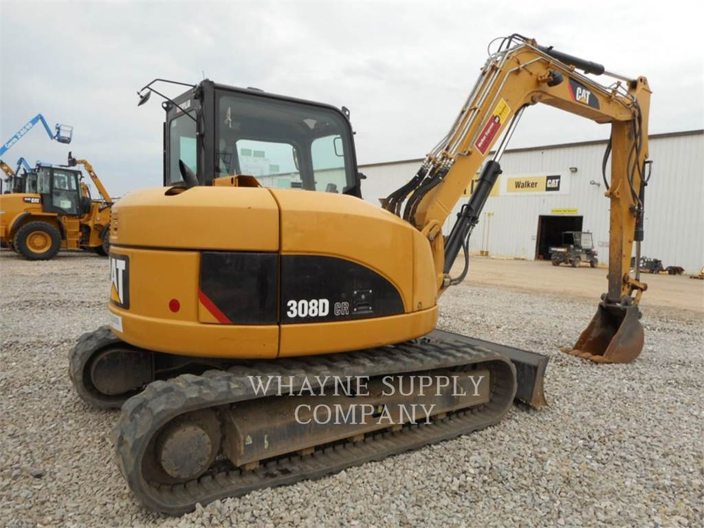 Caterpillar 308DCRSB, Escavatori cingolati, Attrezzature Da Costruzione