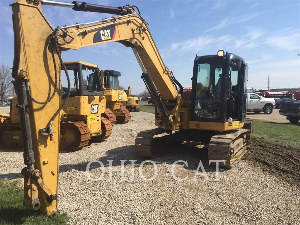Caterpillar 308DCRSB, Pelle sur chenilles, Équipement De Construction