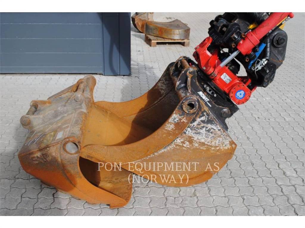 Caterpillar 308E, Pelle sur chenilles, Équipement De Construction