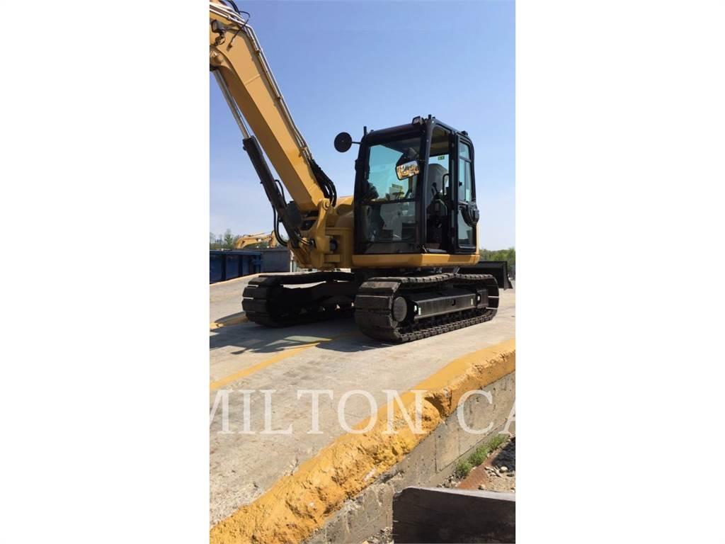 Caterpillar 308E CR SB, Excavadoras de cadenas, Construcción