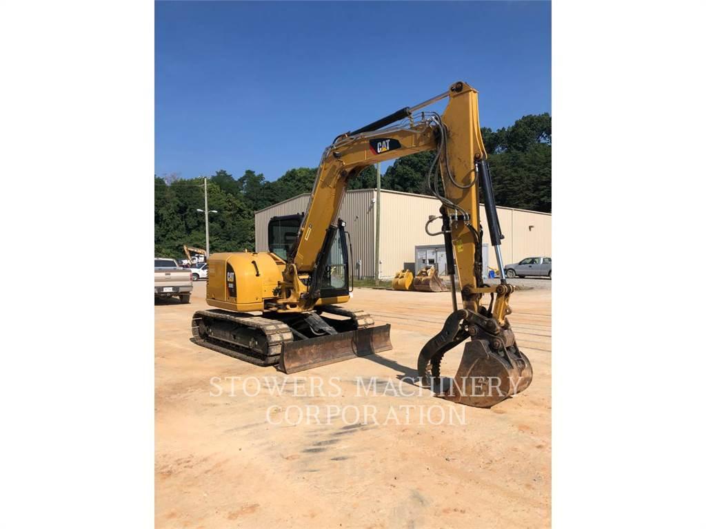 Caterpillar 308E2, Raupenbagger, Bau-Und Bergbauausrüstung