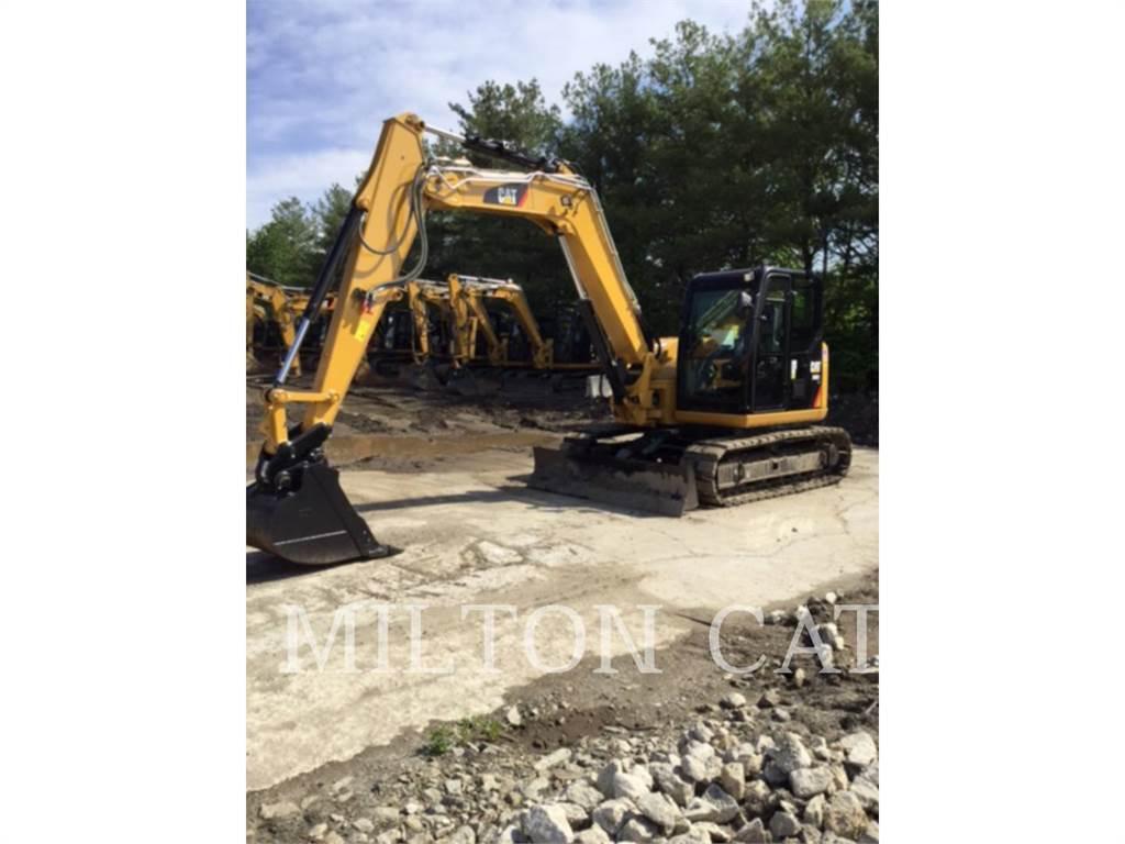 Caterpillar 308E2 CRSB, Crawler Excavators, Construction