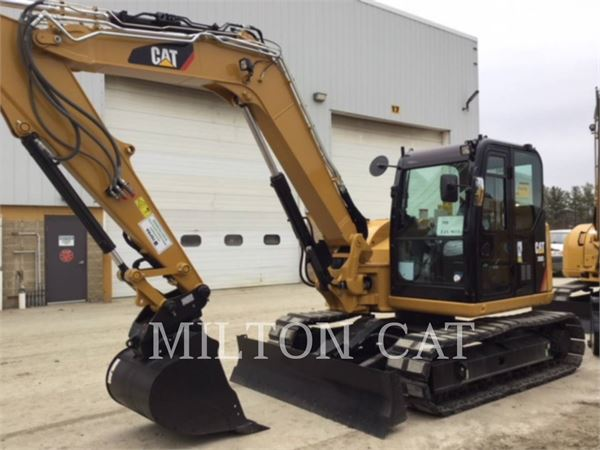 Caterpillar 308E2 CRSB, Pelle sur chenilles, Équipement De Construction