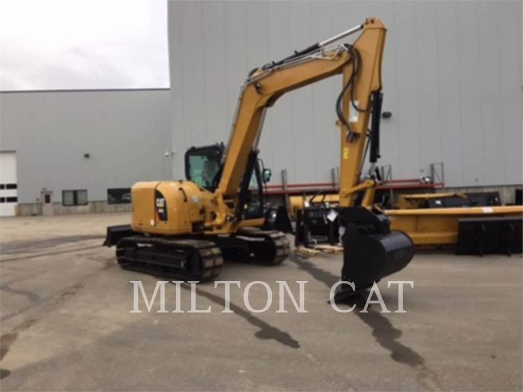 Caterpillar 308E2 CRSB, Raupenbagger, Bau-Und Bergbauausrüstung