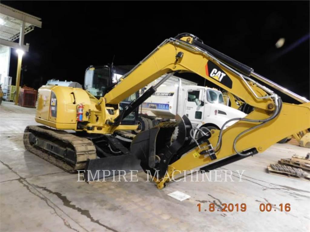 Caterpillar 308E2 SB, Raupenbagger, Bau-Und Bergbauausrüstung