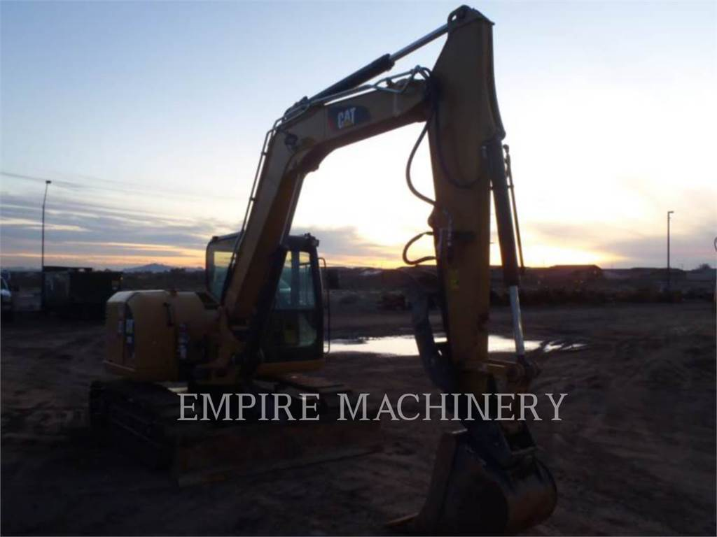 Caterpillar 308E2 SB, Crawler Excavators, Construction
