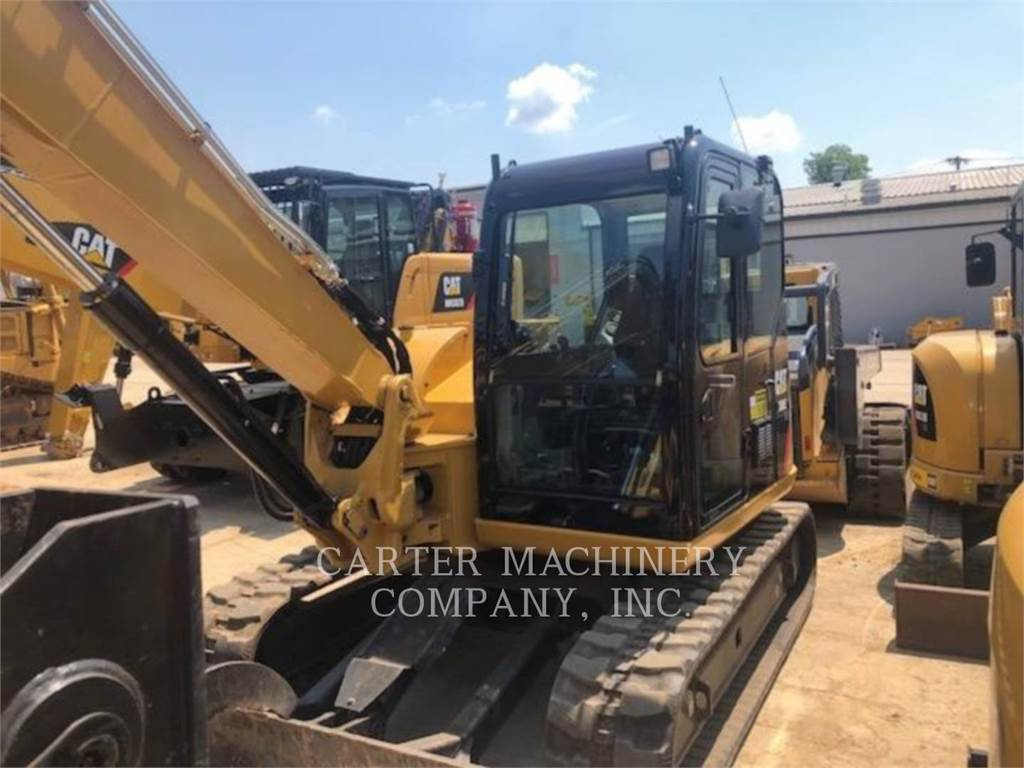 Caterpillar 308E2 SBR, Crawler Excavators, Construction