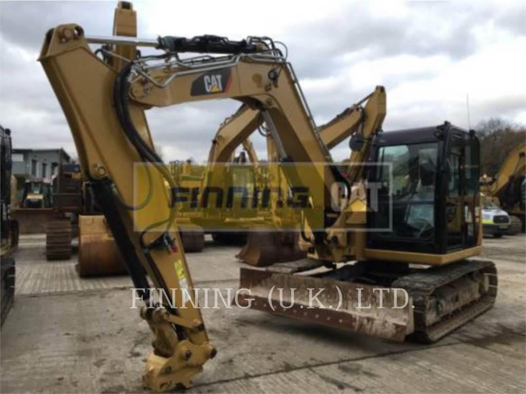 Caterpillar 308E2 SBRP, Escavatori cingolati, Attrezzature Da Costruzione