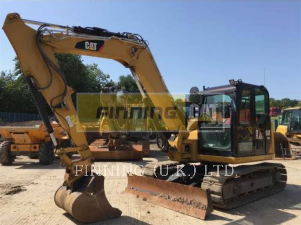 Caterpillar 308E2 SBRP, Crawler Excavators, Construction
