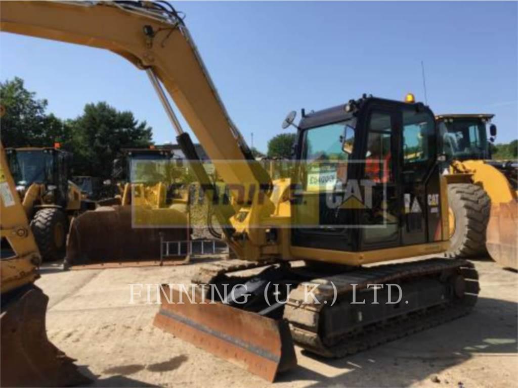 Caterpillar 308E2 SBRP, Excavadoras de cadenas, Construcción